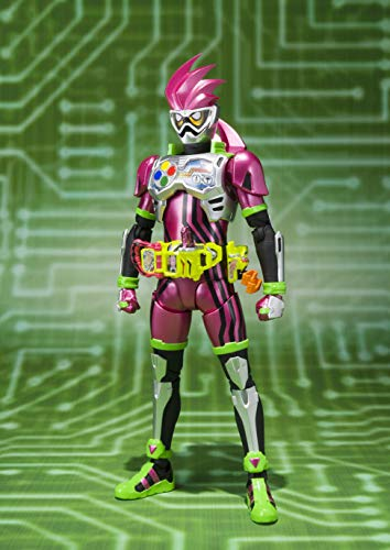S.H.フィギュアーツ 仮面ライダーエグゼイド アクションゲーマー レベル2-20 Kamen Rider Kicks Ver.- 約145mm PVC&ABS製 塗装済み可動フィギュア