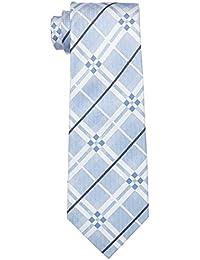 [ピーエスエフエー] シルク100% 8cm幅 ネクタイ M181180016 メンズ