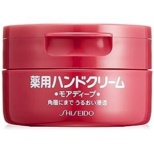 【Amazon.co.jp 限定】【まとめ買い】薬用ハンドクリーム モアディープ 100g×2個