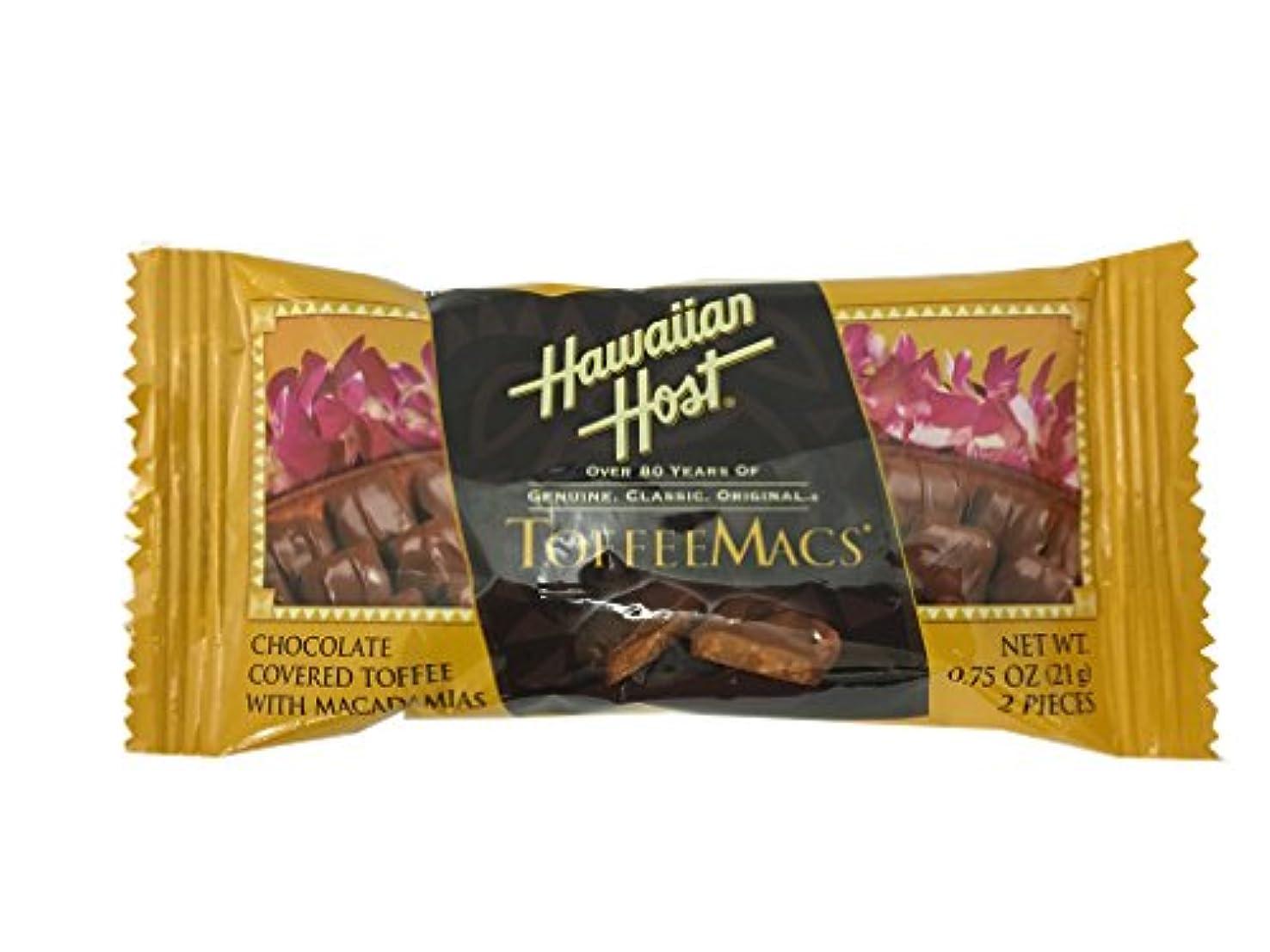 名誉ある抽象不忠ハワイアンホースト?ジャパン マカデミアナッツチョコレート トフィーマックス 21g(2粒)×12袋