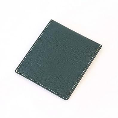 折り財布 FRUH フリュー スマート 牛革 2つ折り 財布 メンズ:wallet-ga-3330991 (グリーン)