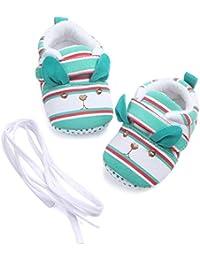 Candykids ベビー シューズ 子供 靴 スタンダード 軽量 滑り防ぐ 柔らかい靴底 スニーカー ファーストシューズ 上履き 子供用歩行靴 ズックシューズ 女の子 男の子 キッズ 赤ちゃん