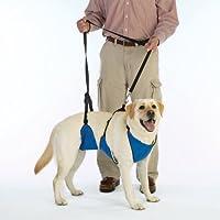 「ペット介護」4通りに使える便利なリフトハーネス&リード L
