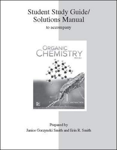 Download Study Guide/Solutions Manual for Organic Chemistry 1259637069