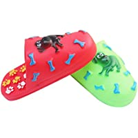 DDLBiz Pet Toys Plastic Sports Shoes Will Ring Lovely Sound Small Dog Toys