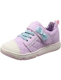 [キャロット] 運動靴 通学履き 4大機能 子供 靴 マジック 足に優しい 足育 ゆったり CR C2198
