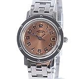 [エルメス]HERMES 腕時計 クリッパー クォーツ 付属:ステンレス 中古[1346418]