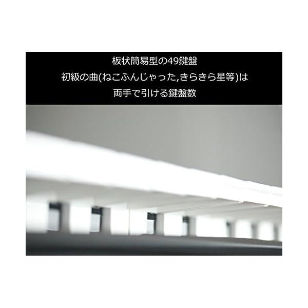 カシオ 電子キーボード 49標準鍵 スリムタイ...の紹介画像2