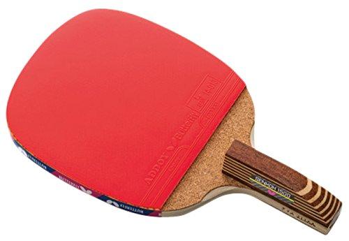 バタフライ(Butterfly) 卓球 ラケット センコー ペンホルダー 貼り上げ 日本式