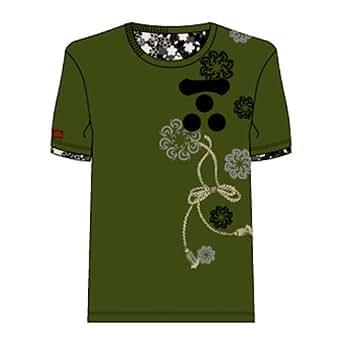 戦国BASARA Tシャツ 第4弾Limited ver. 毛利元就 (松葉) サイズ:M
