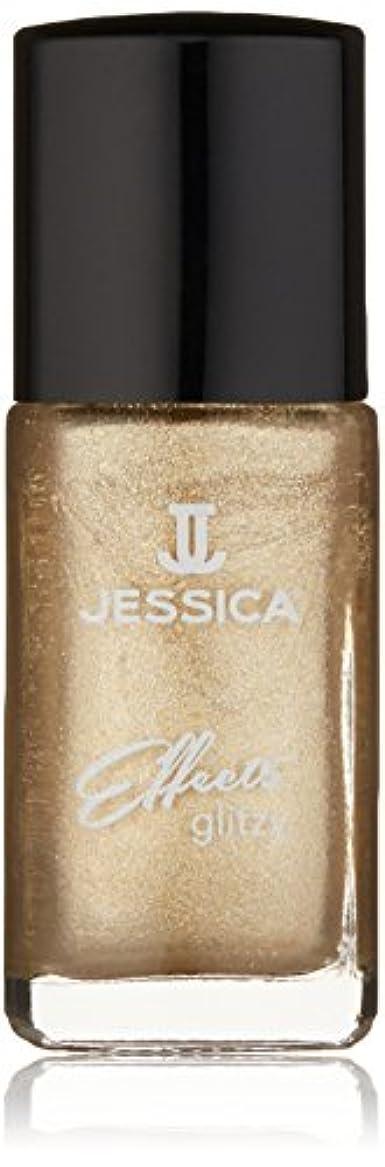 倉庫インタフェース期待してJessica Effects Nail Lacquer - Gilded Beauty - 15ml / 0.5oz