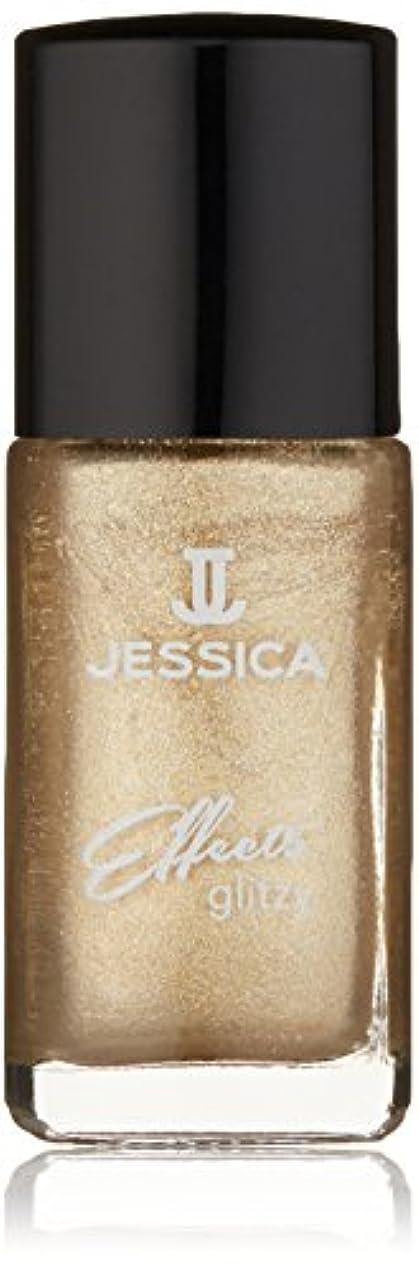 菊ゲーム感謝祭Jessica Effects Nail Lacquer - Gilded Beauty - 15ml / 0.5oz