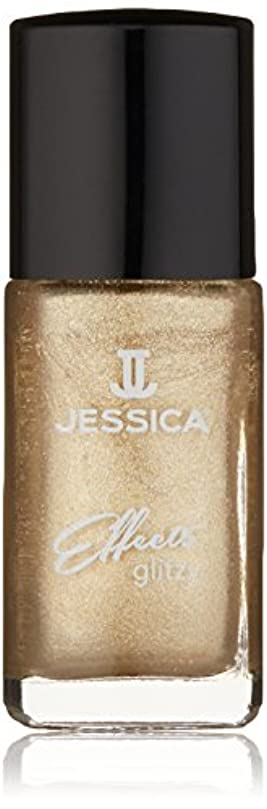 葉っぱ拘束する九時四十五分Jessica Effects Nail Lacquer - Gilded Beauty - 15ml / 0.5oz