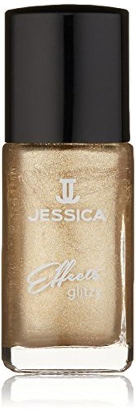 ベールレオナルドダ敬意を表するJessica Effects Nail Lacquer - Gilded Beauty - 15ml / 0.5oz