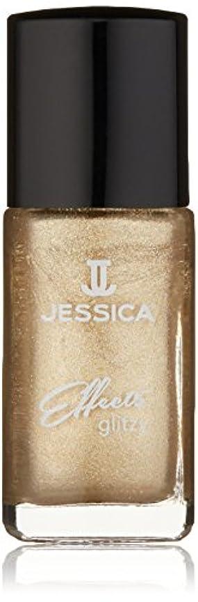 支店疲れた涙が出るJessica Effects Nail Lacquer - Gilded Beauty - 15ml / 0.5oz