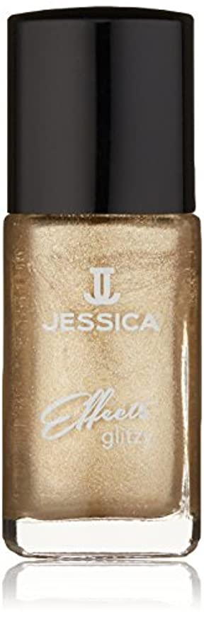ミュートビルマ不名誉なJessica Effects Nail Lacquer - Gilded Beauty - 15ml / 0.5oz