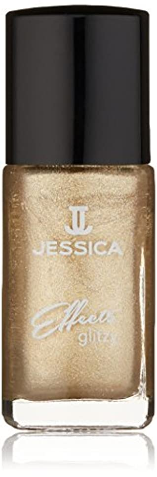 ハブブ幻滅する誤解を招くJessica Effects Nail Lacquer - Gilded Beauty - 15ml / 0.5oz