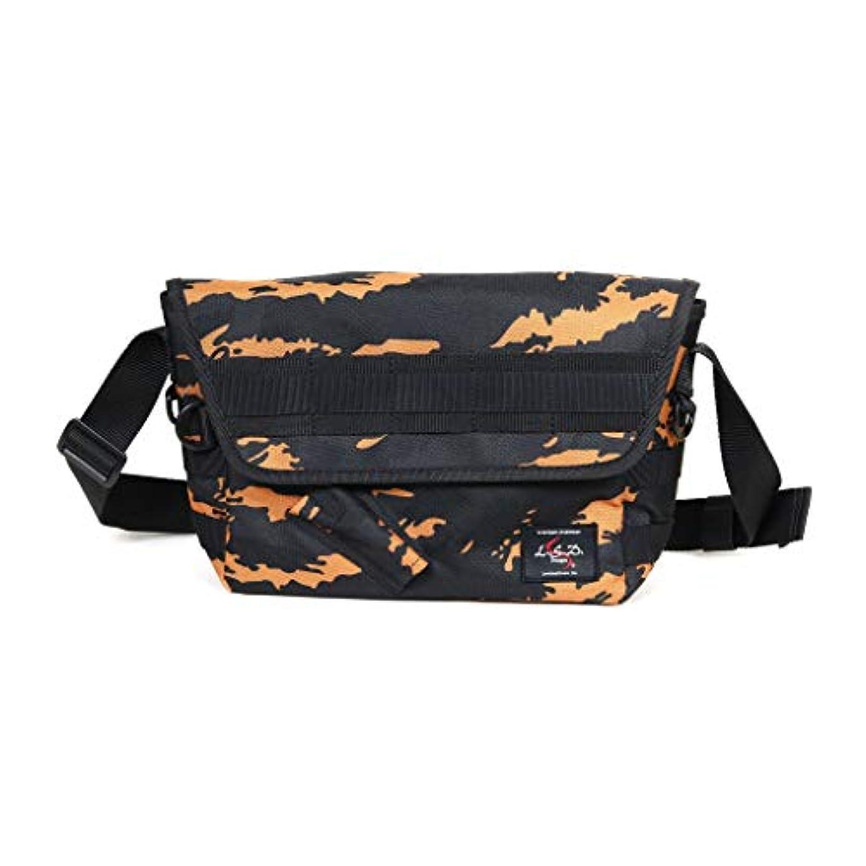 いつも変装したダーツL.S.D. Designs メッセンジャーバッグ ネオ Dカン付き 釣り タックル バッグ