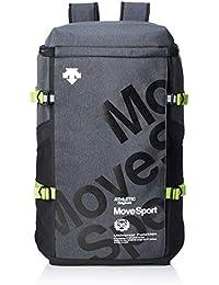 [デサント] バックパックLサイズ DMANJA05 容量:40L MOVESPORT PCポケット付き 再帰反射