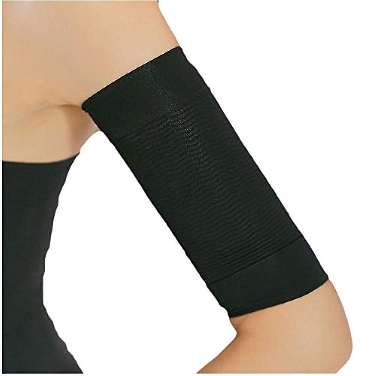 禁止する筋肉の因子NEOBODY 二の腕 シェイパー 腕 痩せ むくみ 対策 サポーター レディース ブラック