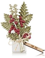 【Bath&Body Works/バス&ボディワークス】 ルームフレグランス プラグインスターター (本体のみ) ウィンターボタニカル Wallflowers Fragrance Plug Winter Botanical...