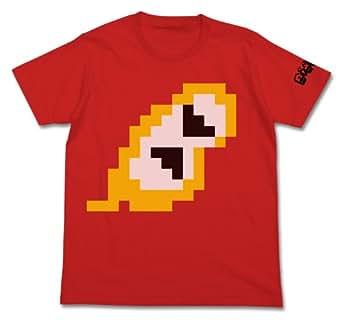 ディグダグ Tシャツ フレンチレッド Mサイズ