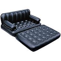 ALXC- ベッド、家庭用インフレータブルソファベッドエアベッドソファリクライニングインフレータブルベッド (サイズ さいず : 188*152*64cm)