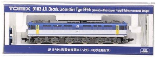TOMIX Nゲージ 9103 JR EF64-0形電気機関車 (7次形・JR貨物更新車)