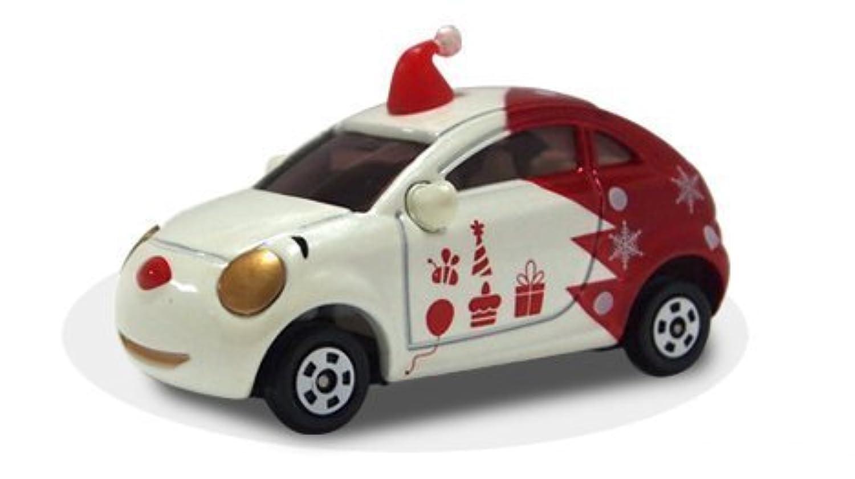 ディズニーモータース コロット クリスマスレッド くまのプーさん 特別仕様車