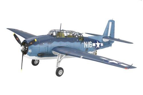 タミヤ イタレリ 1/48 飛行機シリーズ 2644 1/48 TBF/TBM1 アベンジャー 38644 プラモデル
