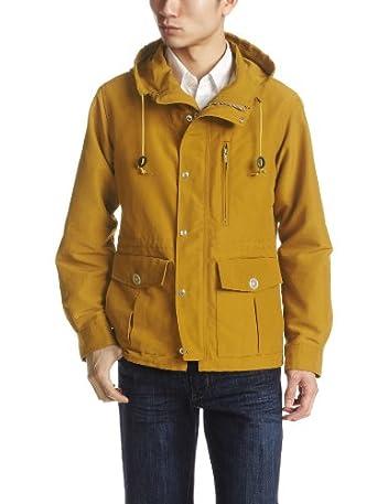 60/40 Cloth Grosgrain Field Parka 1225-174-6510: Mustard
