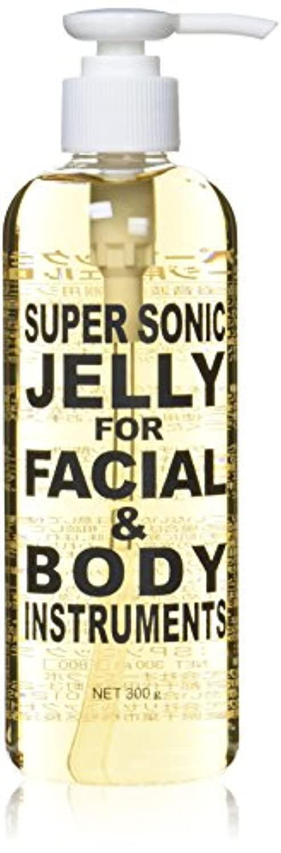 コーン結果として冒険超音波美顔器専用ジェル スーパーソニックジェリー