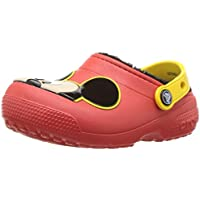 Crocs Unisex Fun Lab Lined Mickey Mouse Clog