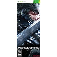 Metal Gear Rising Revengeance Limited Edition - メタルギア ライジング リベンジェンス リミテッドエディション (Xbox 360 海外輸入北米版)
