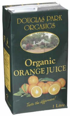 オーガニック オレンジジュース がいあ様用 1L