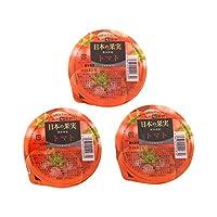 【九州旬食館】 日本の果実 お試しセット 熊本県産 トマト ゼリー 150g× 3個 詰め合わせ セット