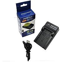 str キャノン Canon CB-2LW CB-2LT CBC-NB2 対応 充電器 NB-2L NB-2LH NB-2L5 NB-2L12 等 用USB カメラ バッテリー チャージャー iVIS HF R10 HF R11 G7 G9 S30 S40 S45 EOS 350D 400D Digital N Kiss Digital Rebel XT S50 S60 S70 S80 iVIS HF R10 / HF R11 / PowerShot G7 / PowerShot G9 / PowerShot S30 / PowerShot S40 / PowerShot S45 / イオス EOS 350D / EOS 400D / EOS Digital N / EOS Kiss Digital N / EOS Digital Rebel XT / PowerShot S50 / PowerShot S60 / PowerShot S70 / PowerShot S80