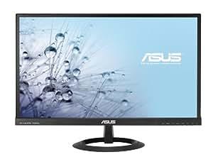 ASUS スリムベゼル AH-IPSパネル VXシリーズ 23型フルHDディスプレイ(広視野角178° / HDMI×2,DVI×1 / スピーカー内蔵 / ブラック / ノングレア/3年保証) VX239H