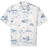 Quiksilver Men's Pacific Seas Shirt