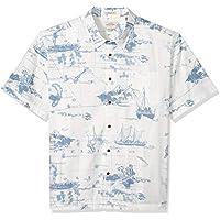 Quiksilver Men's Pacific Seas Shirt