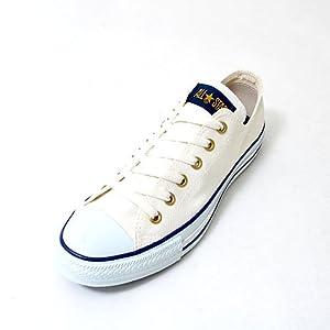 CONVERSE(コンバース) スニーカー ハイカット ローカット キャンバス シューズ 靴 チェック 2トーン メンズ レディース 3.5(22.5) 1C232-WHITE converse-as-35-1C232