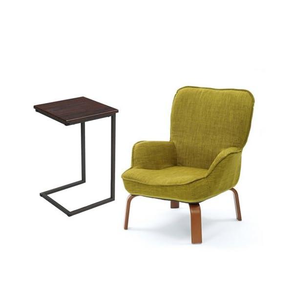 【セット買い】脚付き座椅子 なごみインテリアチェ...の商品画像