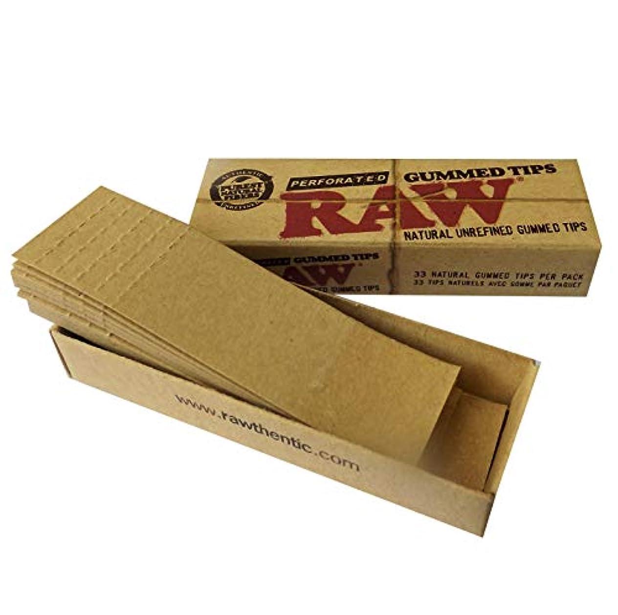 下る一般化する精神的にraw gummed tips ロー ガムドチップスフィルター33枚入り10個セット