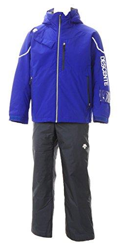 [해외]DESCENTE (데 쌍트) 남성 성인 스키 복 상하 세트 스키 복 DRA-6097F/DESCENTE (Descente) Men`s ski wear upper and lower set for adults ski suit DRA-6097F