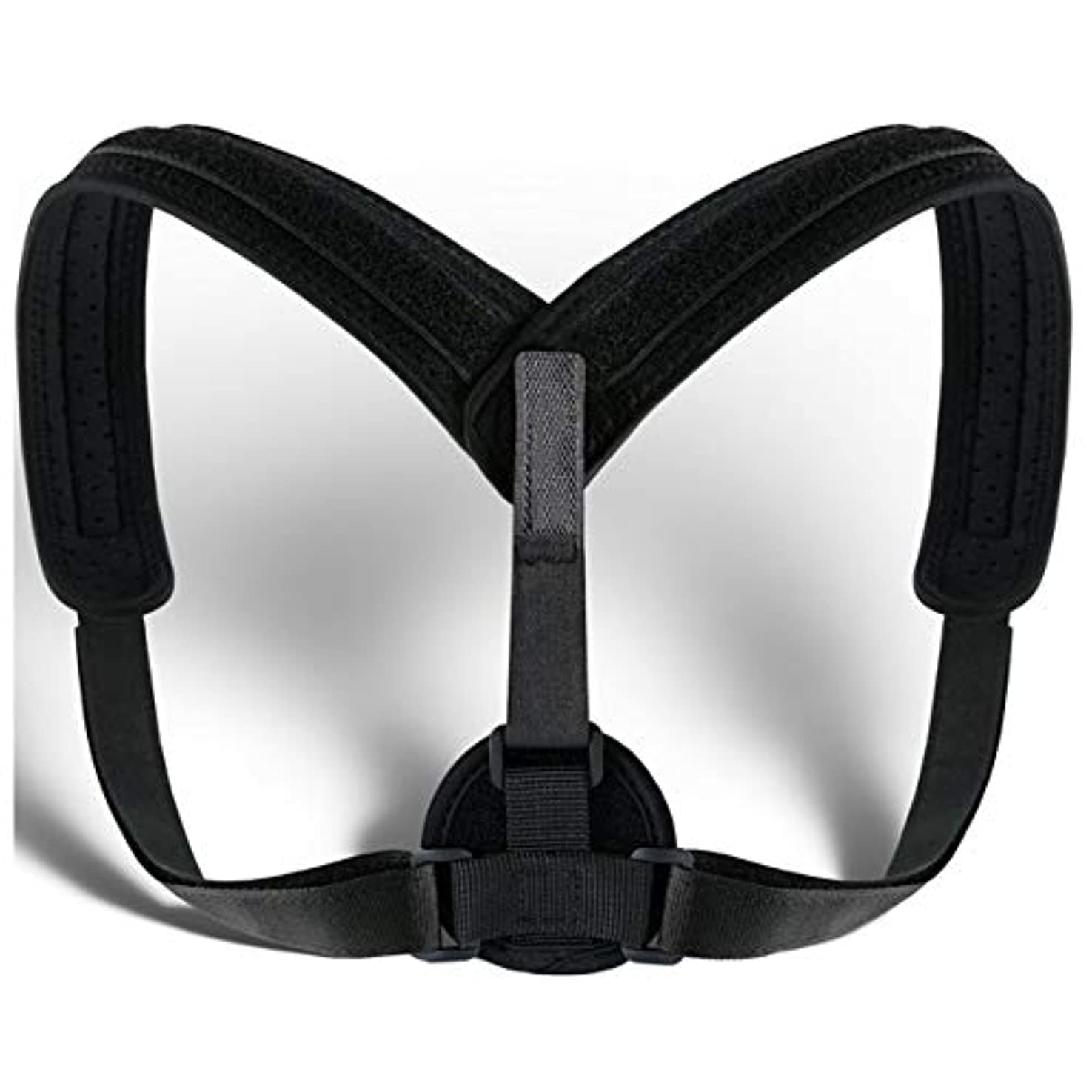 関係ない出しますレルムUnisex Posture Corrector Lumbar Lower Back Support Shoulder Brace Pain Relief AU Back Posture Corrector