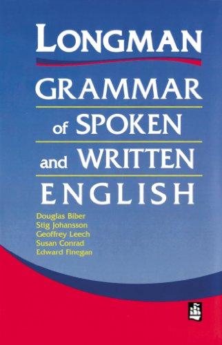Longman Grammar of Spoken and Written Englishの詳細を見る