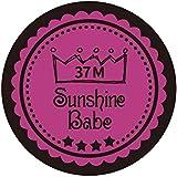 Sunshine Babe カラージェル 37M フューシャピンク 2.7g UV/LED対応
