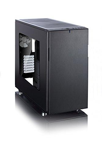 Fractal Design Define R5 Black Pearl Window side panel ミドルタワーPCケース CS4994 FD-CA-DEF-R5-BK-W