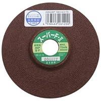 富士製砥 オフセット砥石【スーパーF-II】 100×6×15(25枚入)