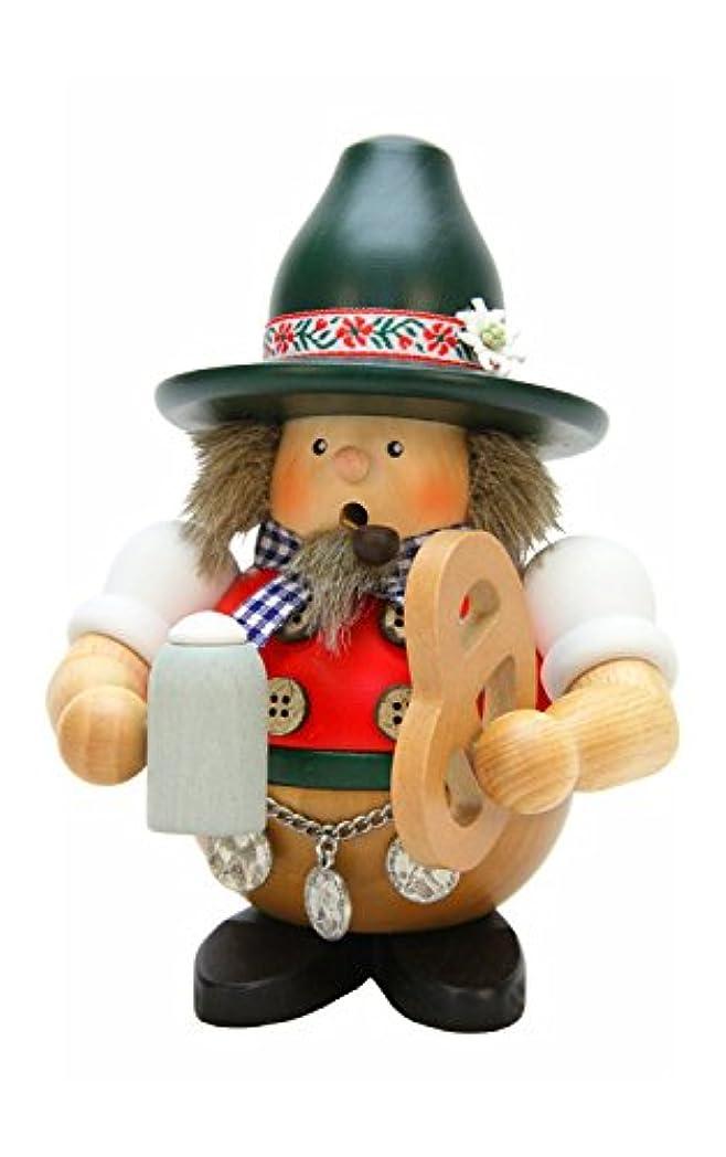 ジョリー冒険家歴史家ULBR 1-470 Christian Ulbricht Incense Burner - Bavarian